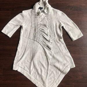ANTHROPOLOGIE Cashmere Sweater Cardigan Wrap